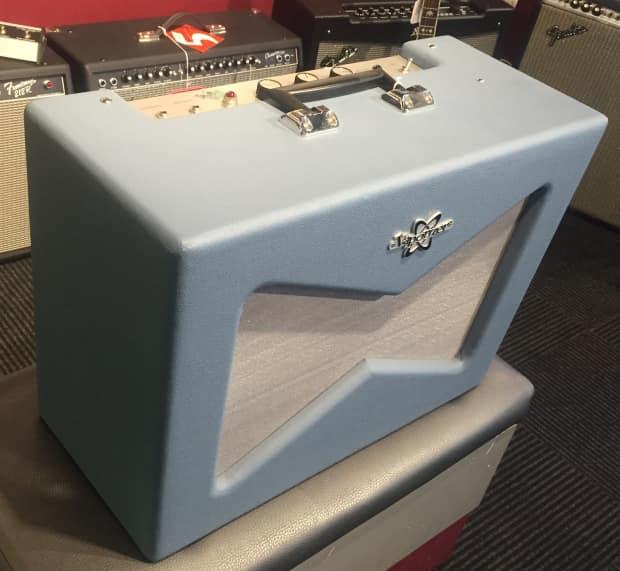 fender pawn shop series vaporizer 2x12 12w guitar amp slate reverb. Black Bedroom Furniture Sets. Home Design Ideas