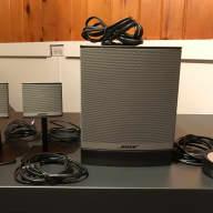 Bose Companion 3 Series ii Desktop Speakers