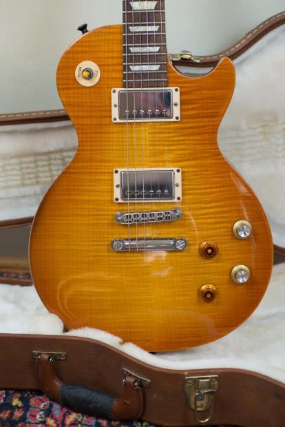 Gibson gary moore les paul 2013 reverb - Gibson gary moore ...