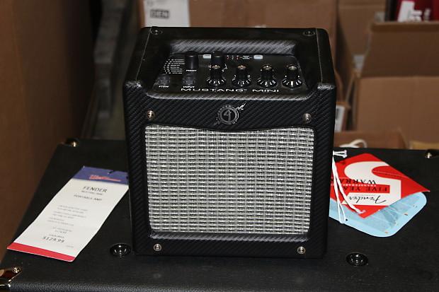 Fender Mustang Mini : fender mustang series mini guitar combo amplifier reverb ~ Russianpoet.info Haus und Dekorationen