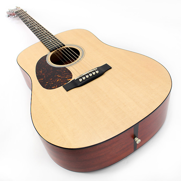 martin d 16gt left handed dreadnought acoustic guitar 2014 reverb. Black Bedroom Furniture Sets. Home Design Ideas
