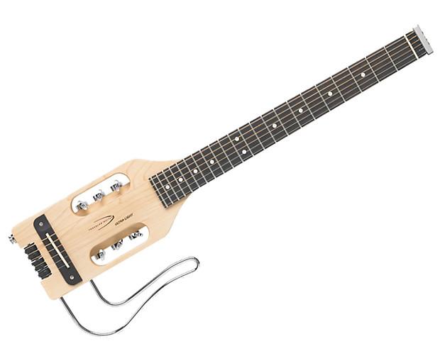 Travel Guide Guitar
