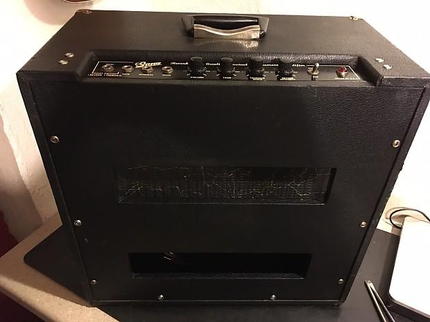 sano 16wr 1960s vintage tube combo amplifier serviced reverb. Black Bedroom Furniture Sets. Home Design Ideas