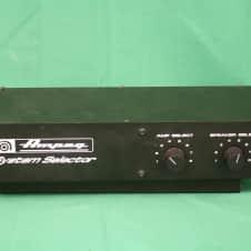 Ampeg System Selector AMPSB Amp/Speaker Selector Black image