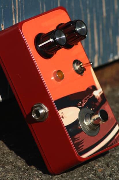 millipede fx overdrive distortion guitar pedal 39 smooth reverb. Black Bedroom Furniture Sets. Home Design Ideas