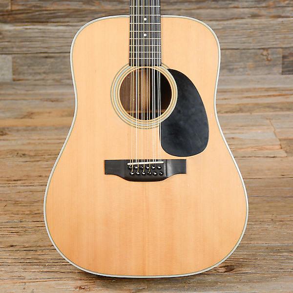 martin d 12 28 12 string dreadnought acoustic guitar reverb. Black Bedroom Furniture Sets. Home Design Ideas