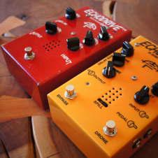 S.I.B echodrive 4  Orange sparkle! image