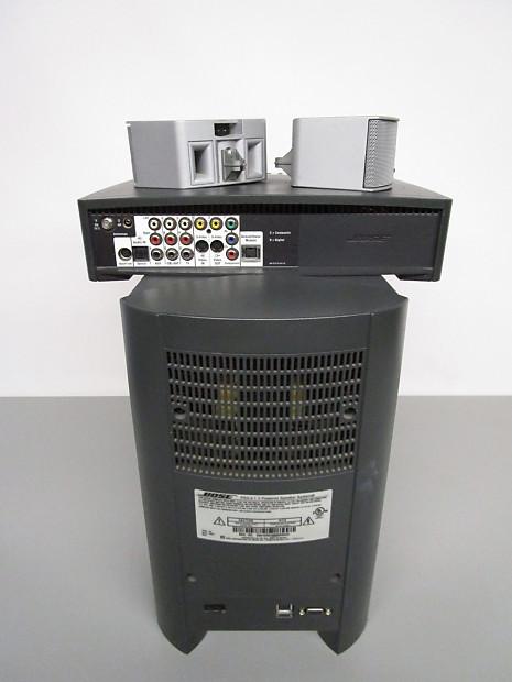 bose av3 2 1 media center and ps3 2 1 ii powered speaker. Black Bedroom Furniture Sets. Home Design Ideas