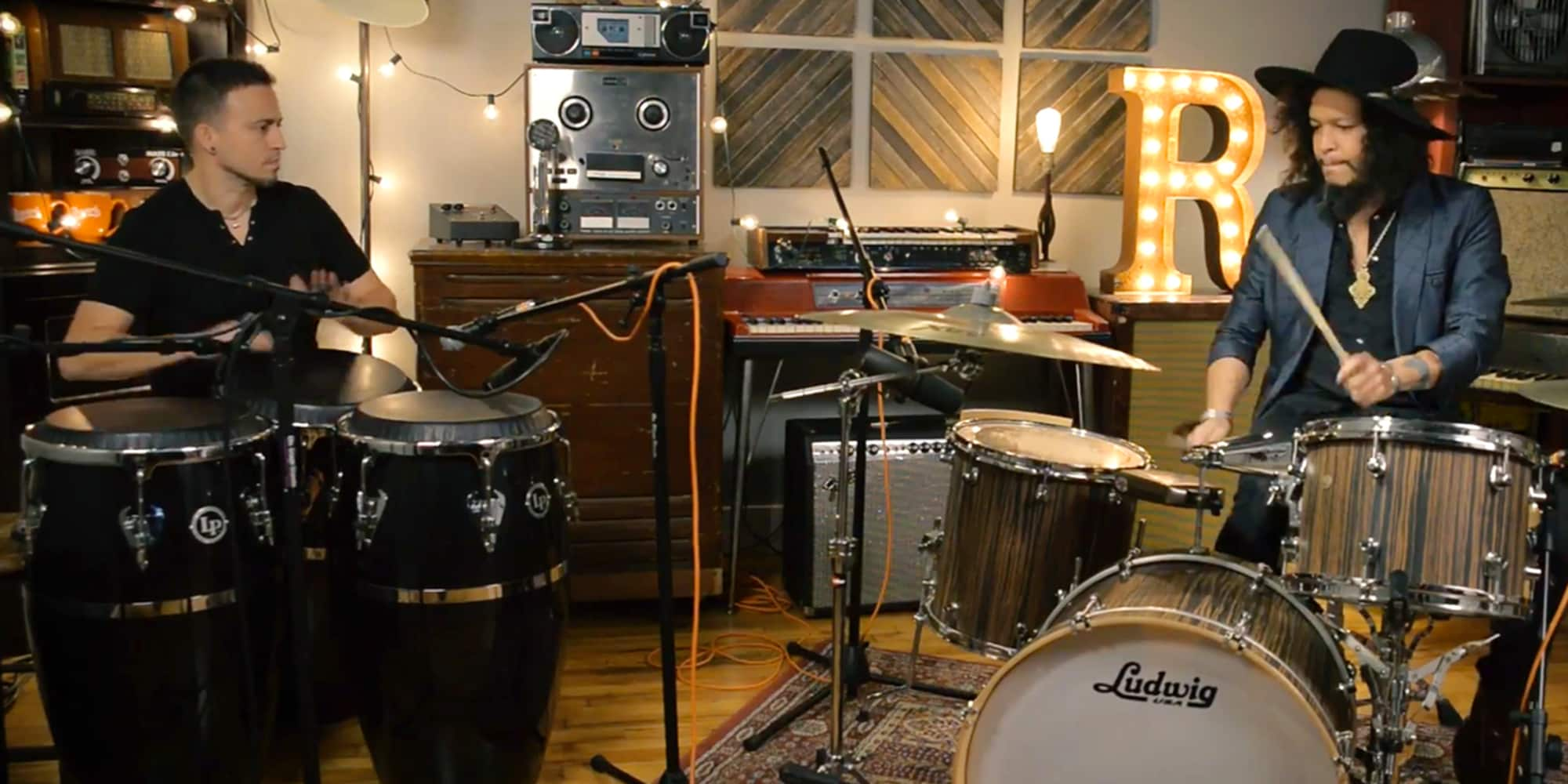 Latin Beats: How to Play Cumbia on a Drum Kit and Congas | Reverb News
