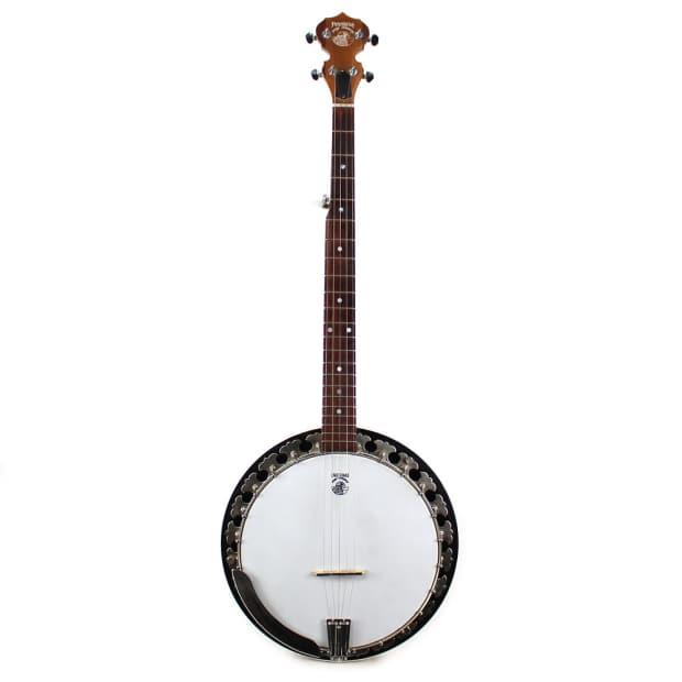 used deering basic model 5 string banjo reverb. Black Bedroom Furniture Sets. Home Design Ideas