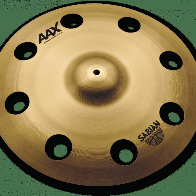 "Sabian AAX O-Zone Crash Cymbal 16"" image"