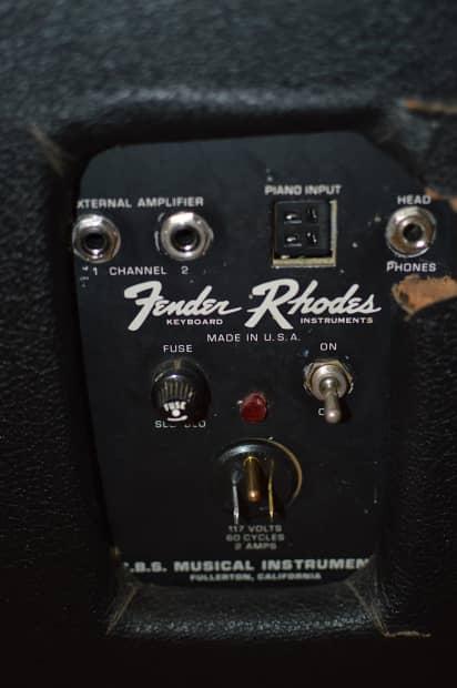 Craigs Auto Sales >> 1969 Fender Rhodes Silver Sparkle Top Peterson Suitcase ...