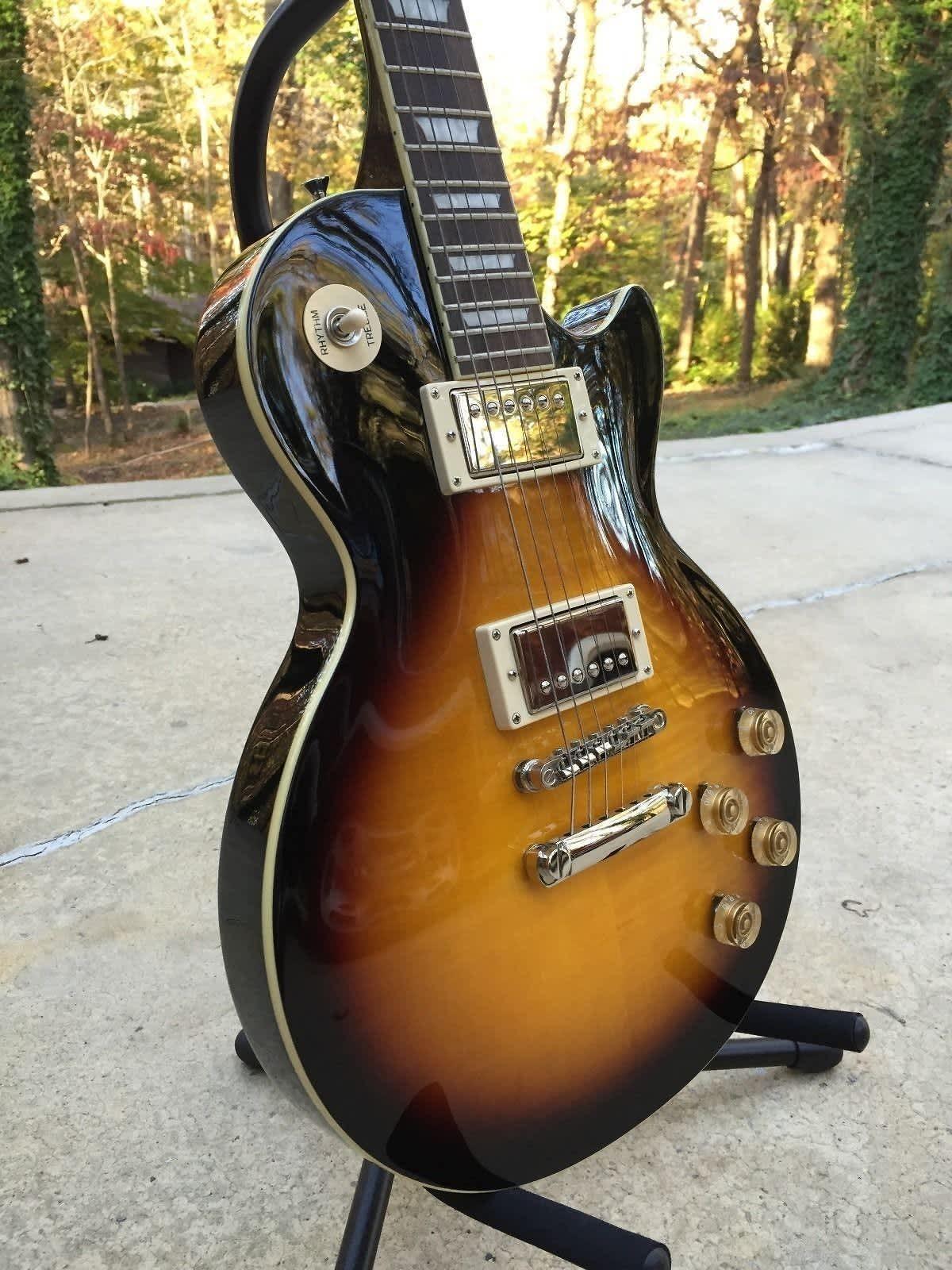 gibson epiphone les paul tribute plus 60s electric guitar reverb. Black Bedroom Furniture Sets. Home Design Ideas