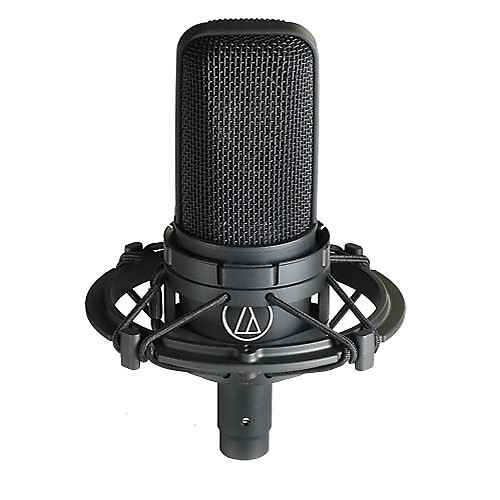 audio technica at4040 cardioid condenser microphone reverb. Black Bedroom Furniture Sets. Home Design Ideas
