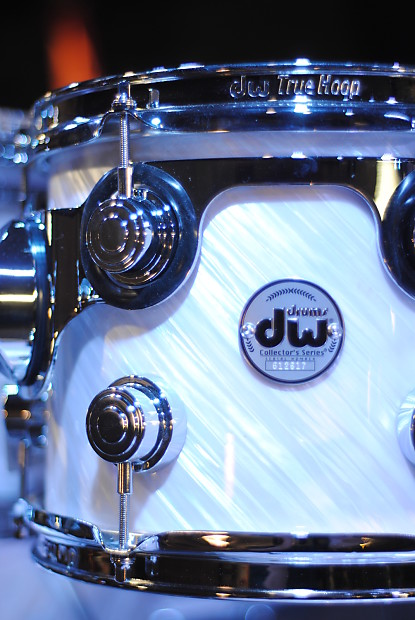 Dw Collector S Series Custom 8 Piece Maple Shell Pack W O
