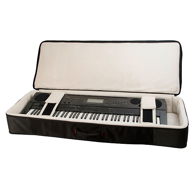 pro go series 88 note keyboard bag with micro fleece interior reverb. Black Bedroom Furniture Sets. Home Design Ideas
