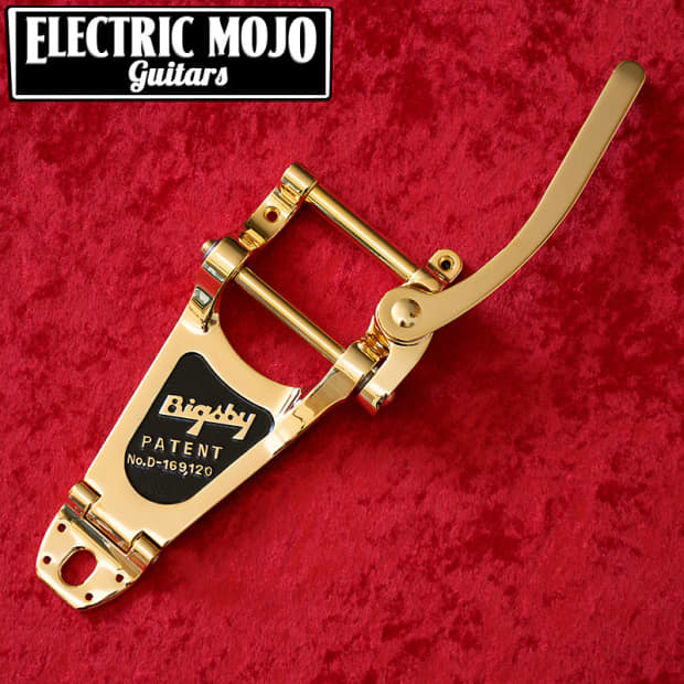 bigsby b7 gold vibrato tremolo b7g gibson les paul es 335 reverb. Black Bedroom Furniture Sets. Home Design Ideas