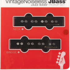 Fender Vintage Noiseless Jazz Bass Pick ups image