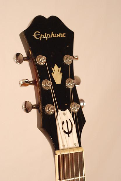 epiphone casino matsumoku 1981 truss rod