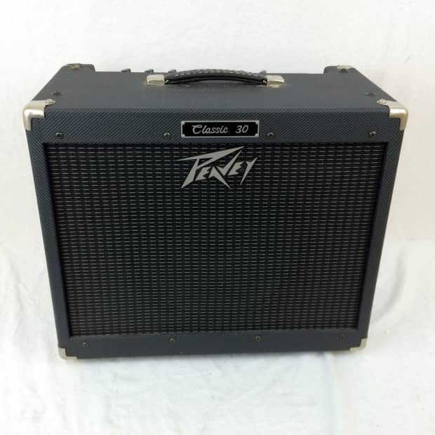 peavey classic 30 tube guitar amplifier combo reverb. Black Bedroom Furniture Sets. Home Design Ideas