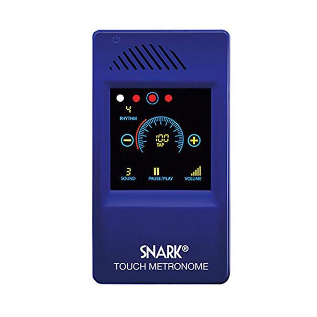 Snark Sm1t U Touch Screen Metronome Blue Reverb