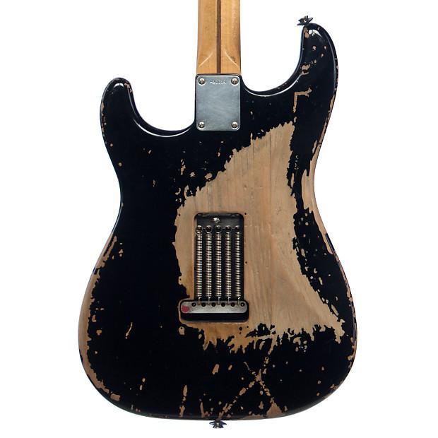 fender custom shop eric clapton blackie tribute stratocaster reverb. Black Bedroom Furniture Sets. Home Design Ideas