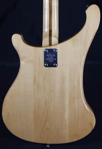 Carlo Robelli Sam Ash 4 String Electric Bass Guitar 1970's ...