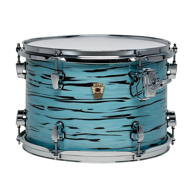 ludwig usa keystone turquoister 3 pc drum kit w drum heads reverb. Black Bedroom Furniture Sets. Home Design Ideas