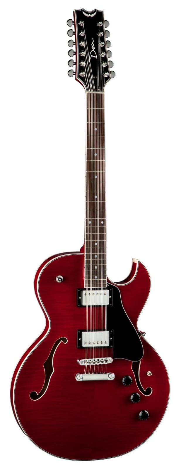 dean guitars colt fm12 sc colt flame top 12 string reverb. Black Bedroom Furniture Sets. Home Design Ideas