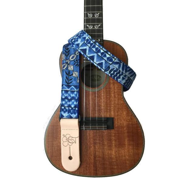 how to use kala ukulele strap