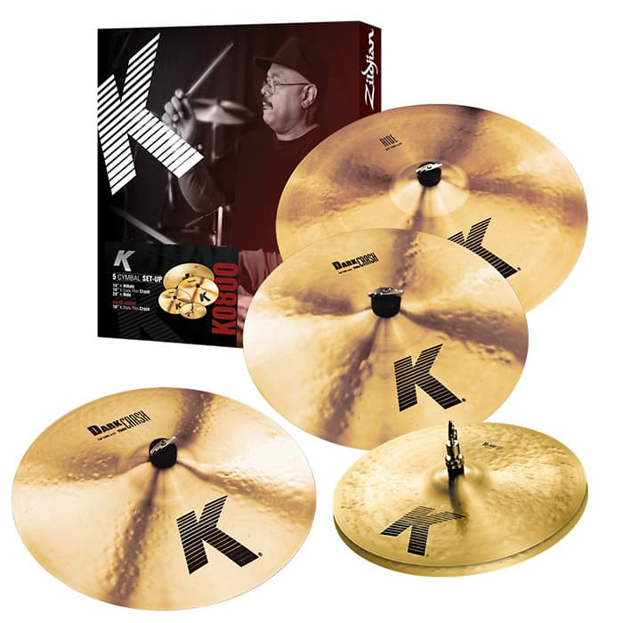 zildjian k zildjian cymbal pack with free 18 crash reverb. Black Bedroom Furniture Sets. Home Design Ideas