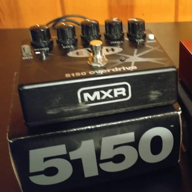 mxr evh 5150 overdrive pedal reverb. Black Bedroom Furniture Sets. Home Design Ideas
