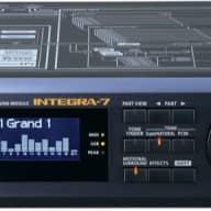 Roland Integra-7 SuperNatural Sound Module 2016 Black
