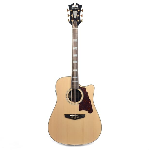 D Angelico Sd 500 Bowery Dreadnought Ce Sitka Spruce