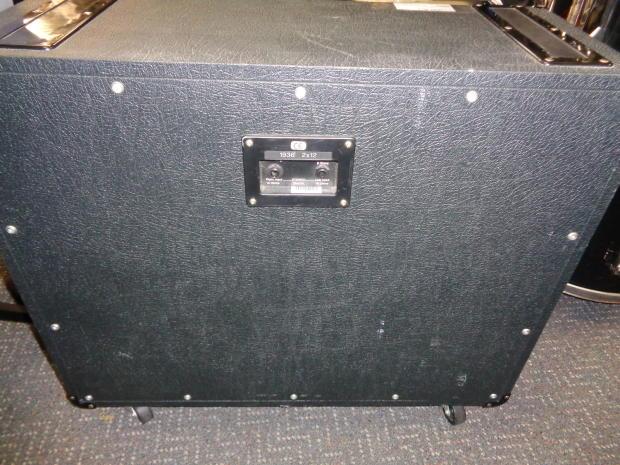 marshall jcm900 lead 1936 2x12 guitar speaker cabinet reverb. Black Bedroom Furniture Sets. Home Design Ideas