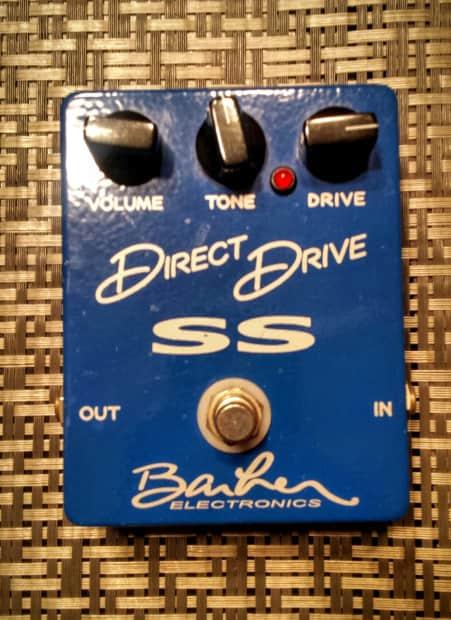 Barber Direct Drive : Barber Direct Drive SuperSport Reverb