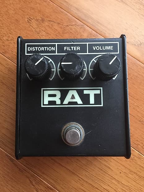 dating proco rat 2 I just got a proco rat off ebay, and i think i've been had the seller said it was an early 90s rat with the lm308 chip, and although i'm not versed i.