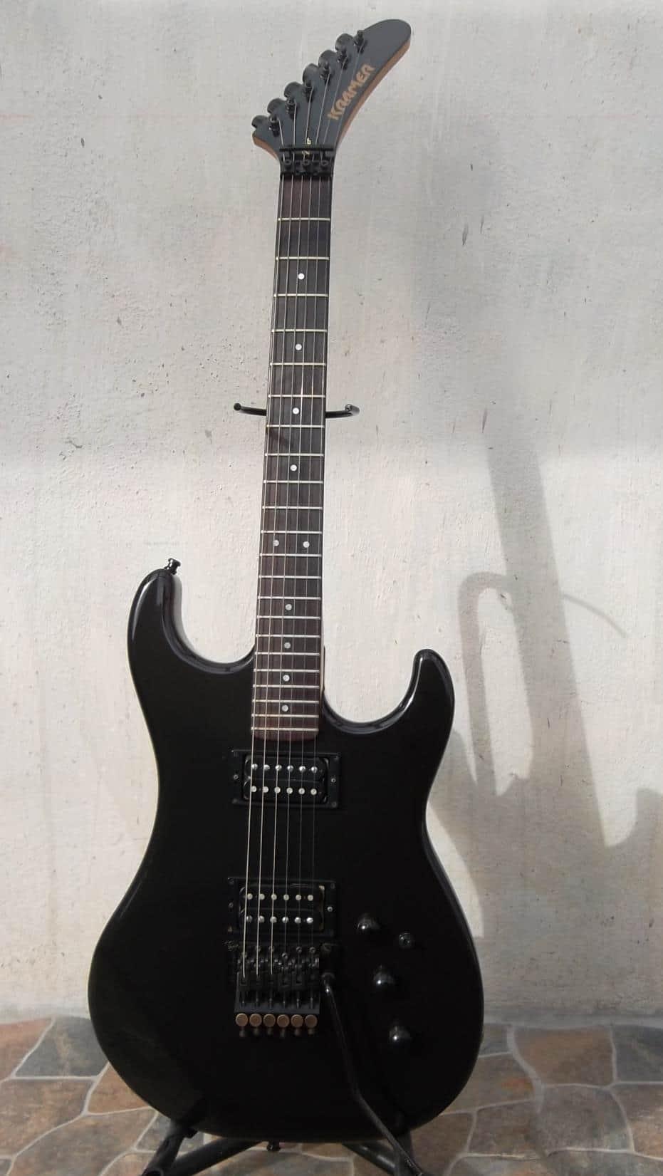 Kramer Guitar Serial number Details