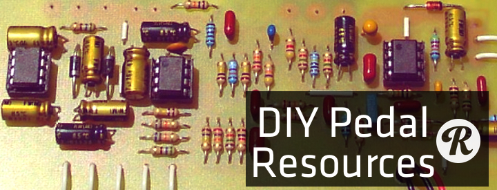 diy pedal resources reverb. Black Bedroom Furniture Sets. Home Design Ideas