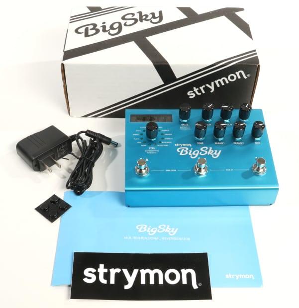 strymon big sky reverb pedal reverb. Black Bedroom Furniture Sets. Home Design Ideas