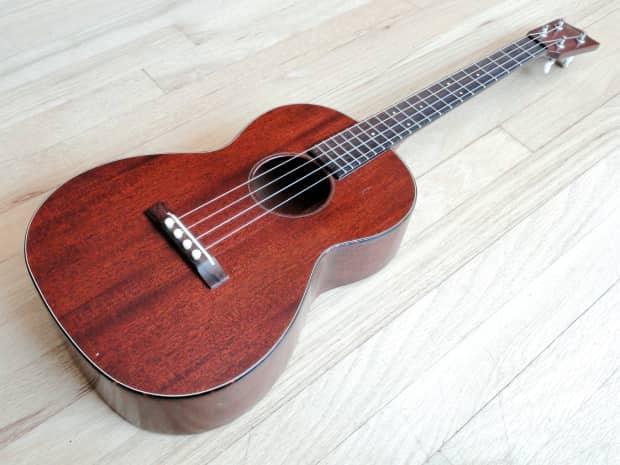 1960s martin style 1 baritone ukulele vintage mahogany minty reverb. Black Bedroom Furniture Sets. Home Design Ideas