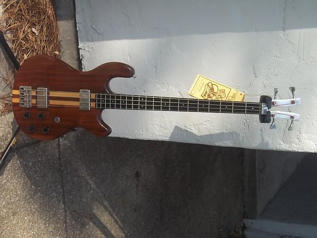 vintage kramer 450b aluminum neck bass guitar w original hard reverb. Black Bedroom Furniture Sets. Home Design Ideas