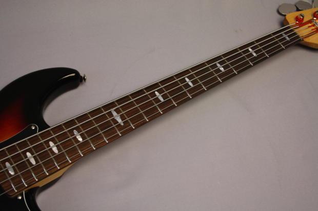 yamaha bb2025x vintage sunburst 5 strings bass guitar w ohsc free shipping reverb. Black Bedroom Furniture Sets. Home Design Ideas