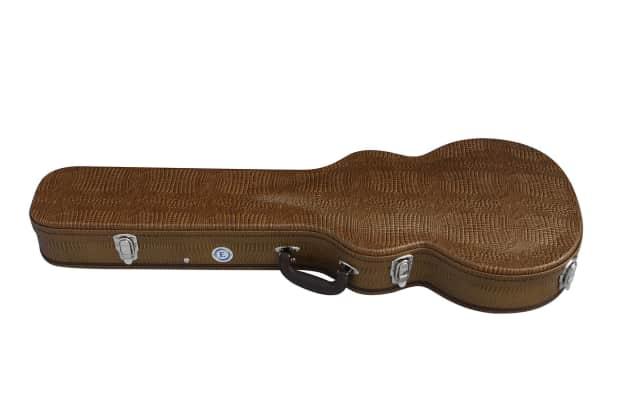 Eden Auto Sales >> Allen Eden Guitars Alligator Skin Hard Shell Guitar Case ...