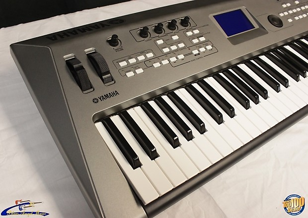 yamaha mm6 synthesizer keyboard w power adapter 61 keys reverb. Black Bedroom Furniture Sets. Home Design Ideas