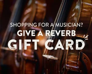 Reverb Gift Card