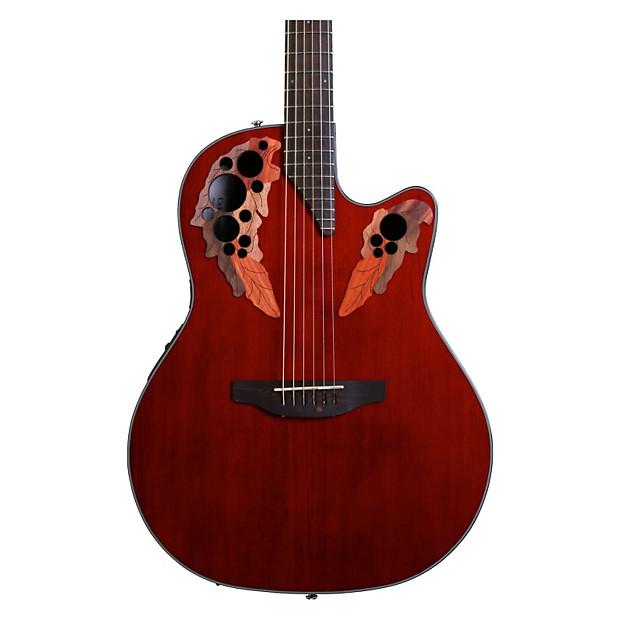 Ovation Celebrity CE44 イヤホン/5 エレアコギター  …