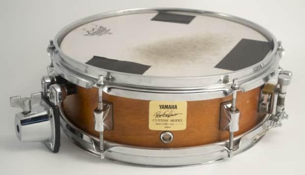 Yamaha uerskinsnare used 5x12 peter erskin snare reverb for Hamilton yamaha nj