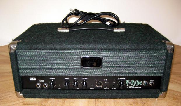 trace elliot v type bass amp head 5001 reverb. Black Bedroom Furniture Sets. Home Design Ideas