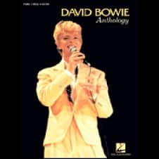 David Bowie Anthology- Piano/Vocal/Guitar image